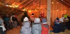 Contes de Noël à la ferme