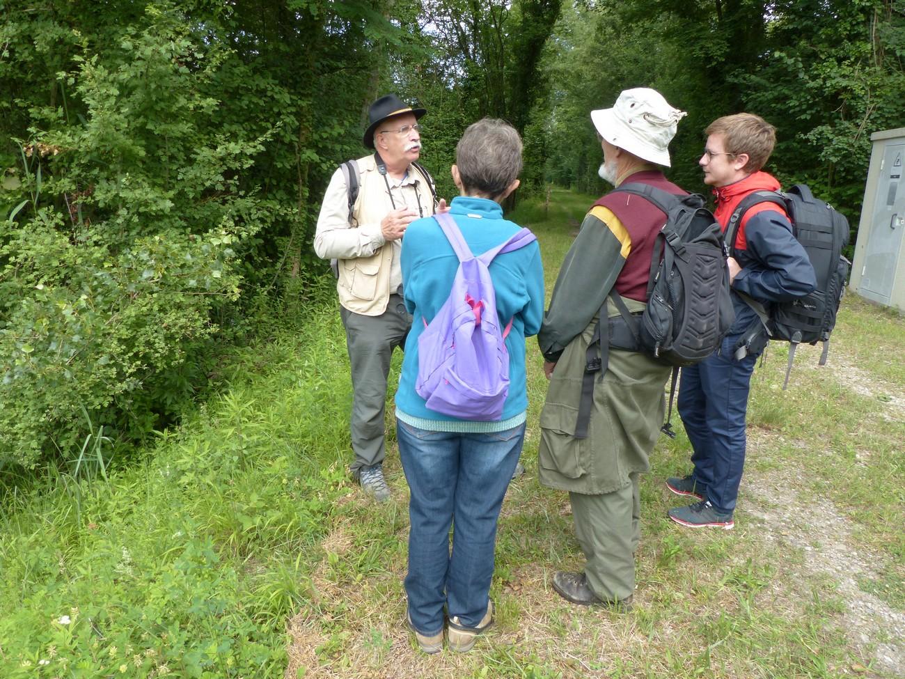 Alsace écotourisme - Quand la nature communique
