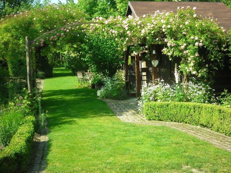 le jardin de marguerite plobsheim