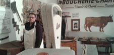 Visite guidée de la Maison d'art populaire d'Alsace de Patrick Singer
