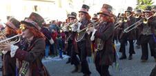 Carnaval semi-nocturne et bal