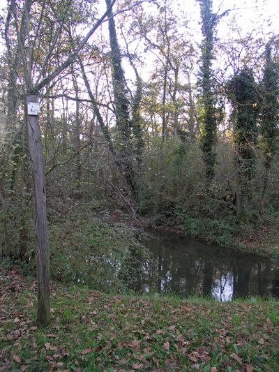 Sentier des Giessen