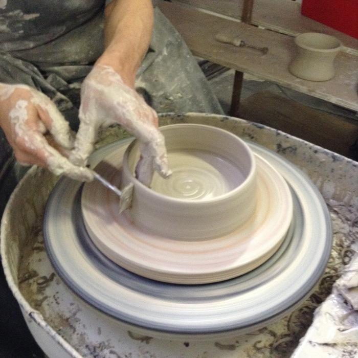 Ouverture des ateliers de l'Institut Européen des Arts Céramiques