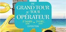 Visite guidée du Musée du Bagage - Exposition 'Du Grand Tour au Tour Opérateur'