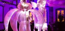 Animations enchanteresses des allées du Marché de Noël de Haguenau