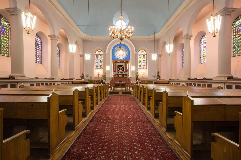 """Visite guidée """"Découverte de la synagogue"""""""