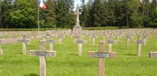 Soldatenfriedhof von Wettstein