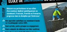 Switch - Ecole de snowboard du Lac Blanc
