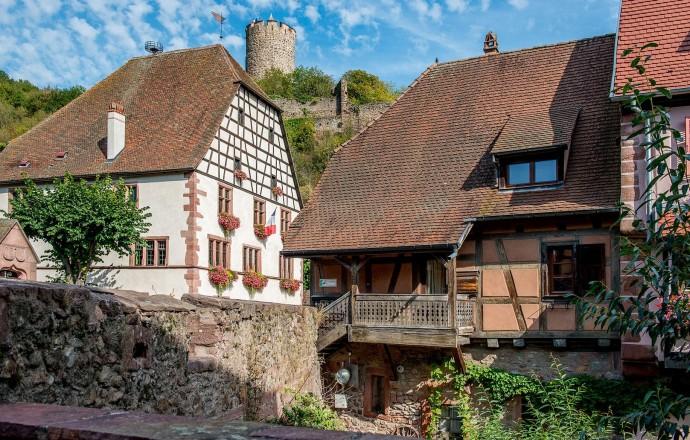 Monsieur SCHEIDECKER Daniel - Gîte la maison du pont fortifié