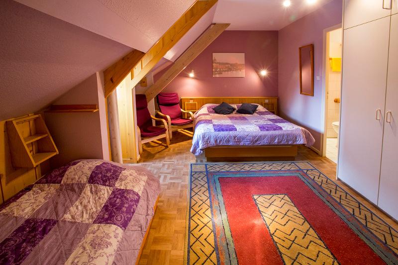 Madam ADAM Simone - Holiday accommodation Schlossberg