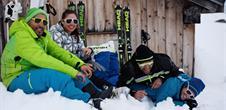 Le Blancrupt' ski rental