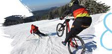 Bike & Snow