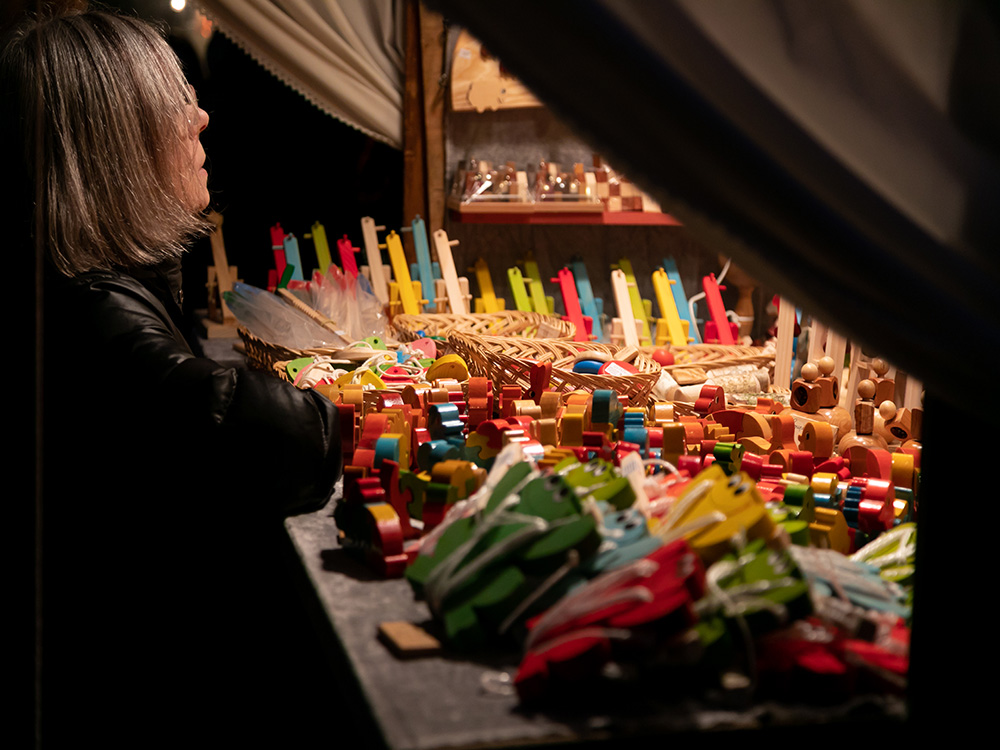 Préludes et marché de Noël