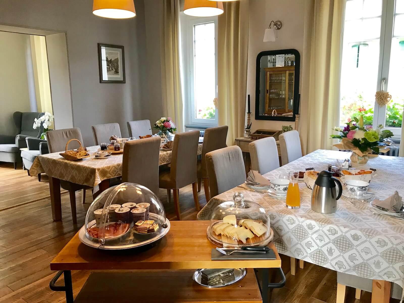 Les Ecrins - Bed & Breakfast