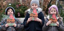 Chasse au trésor: Un Noël magique