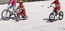 Cours vélo - Les loupiots
