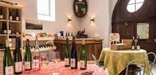 De la vigne au verre - secret du vin d'Alsace