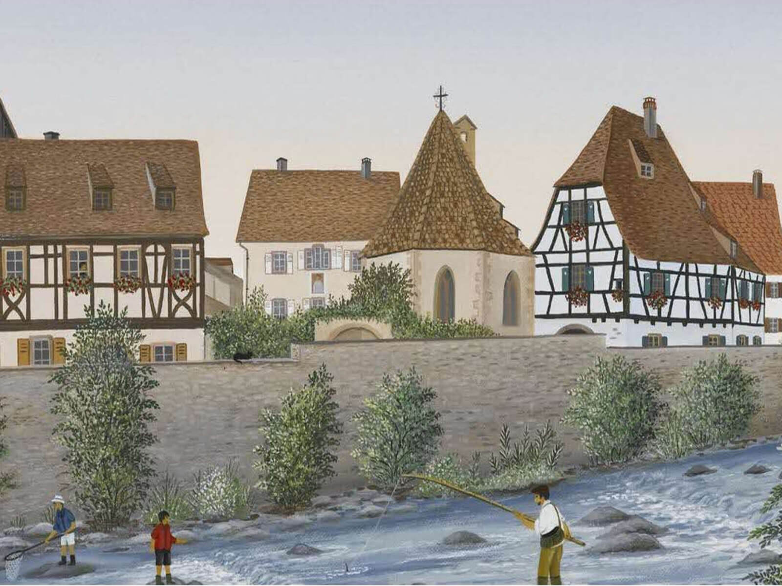 Exposition de peintures - Kaysersberg Vignoble