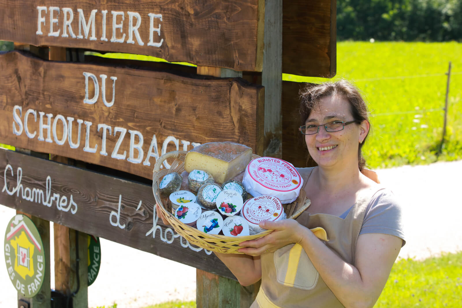 Farm of the Schoultzbach - Holiday accommodation at Valentin