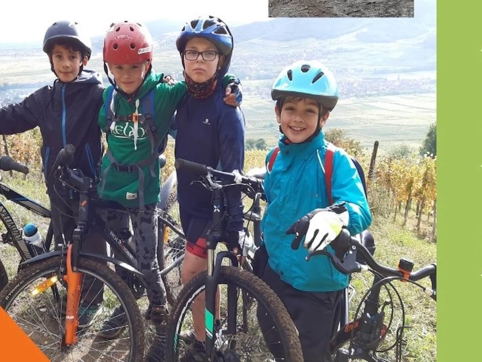 Cours vélo - Les biclous