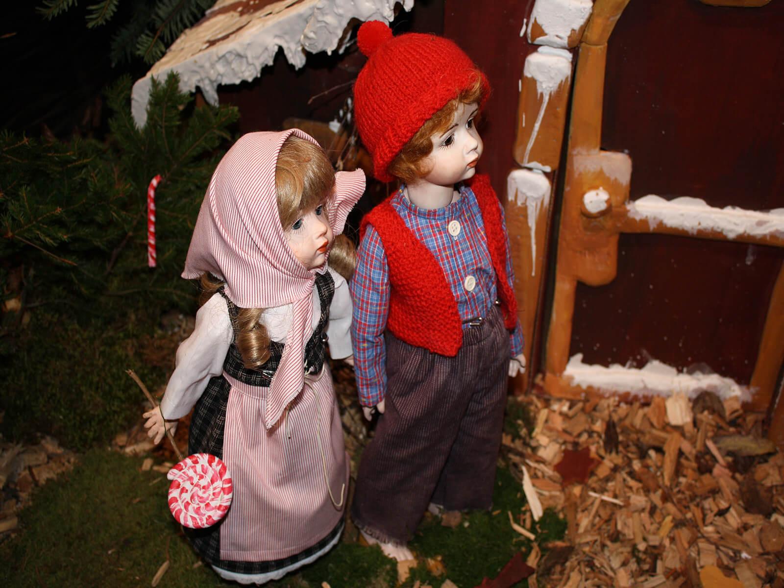 Exposition - Contes et légendes de Noël