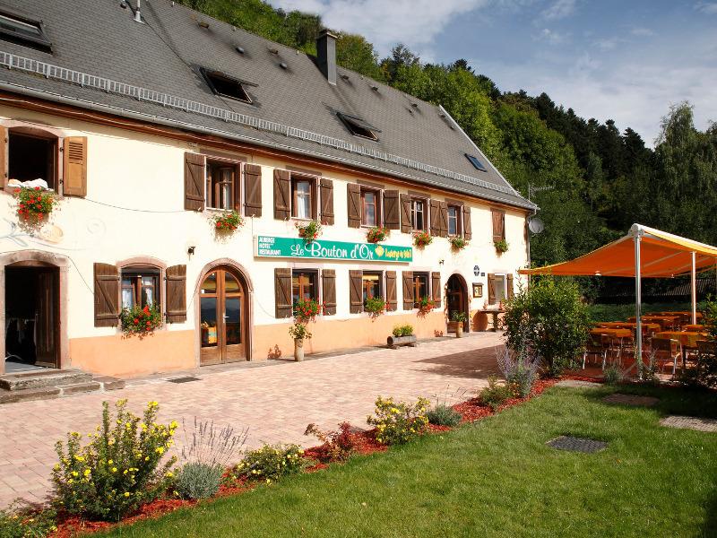 Hôtel-restaurant L'Auberge du soleil - Le Bouton d'Or
