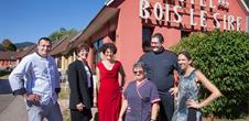 Hotel - restaurant Au Bois le Sire