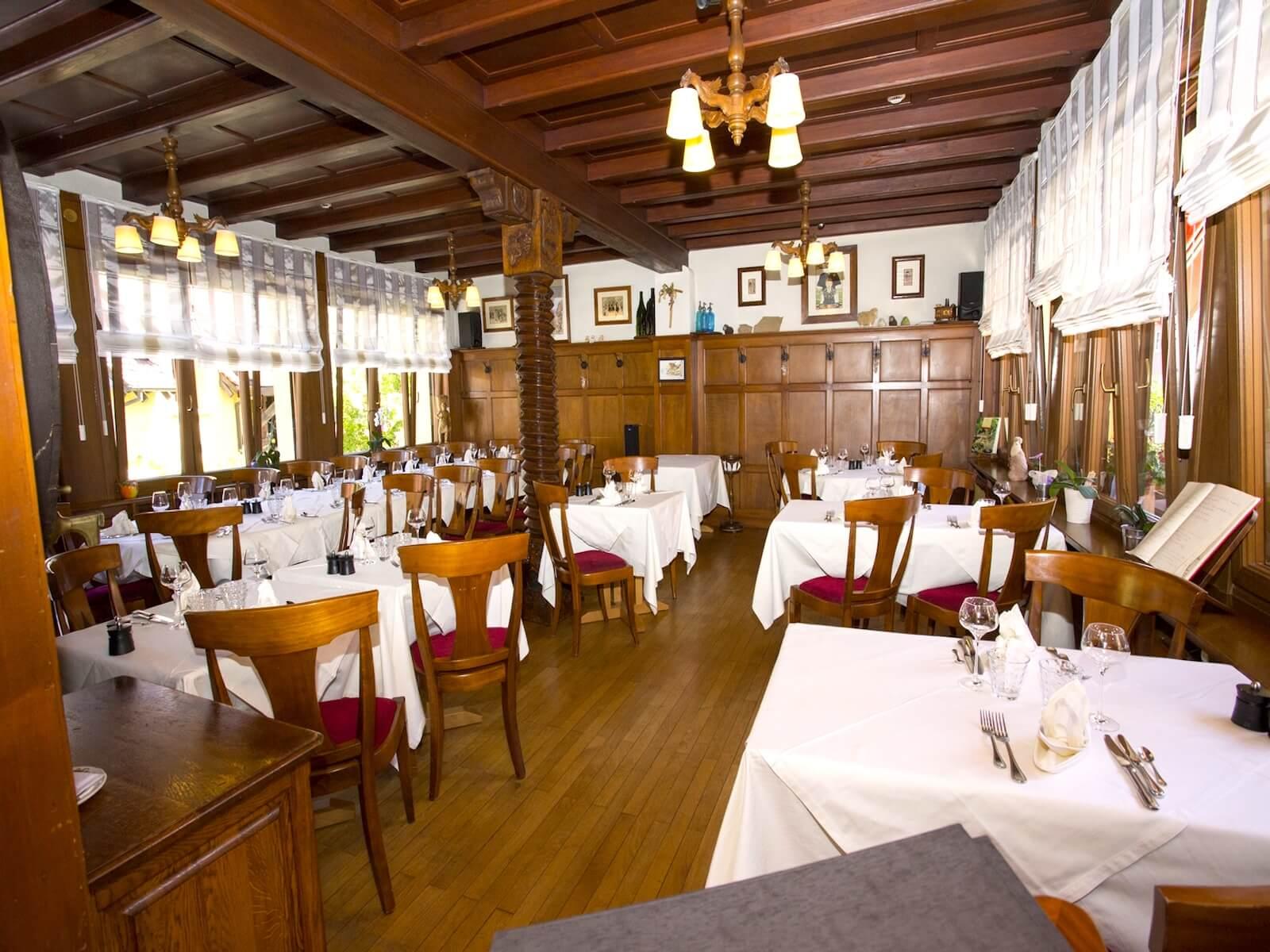 Hôtel-restaurant A l'Agneau