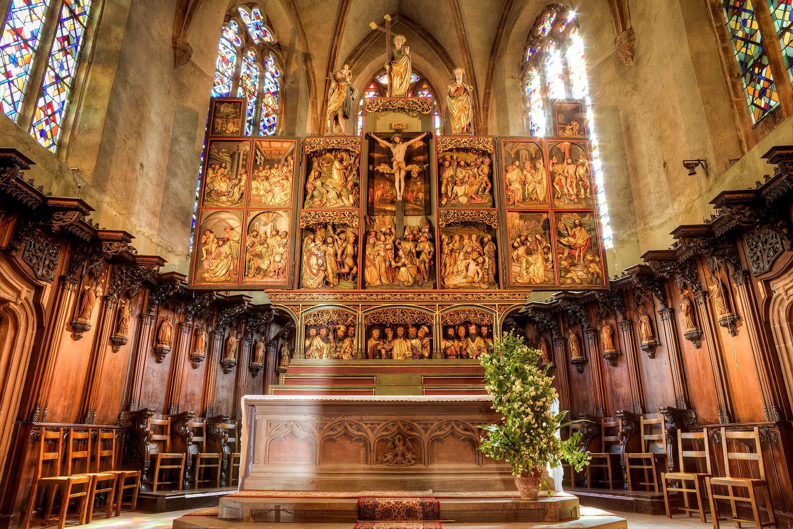 5 - Eglise Ste Croix