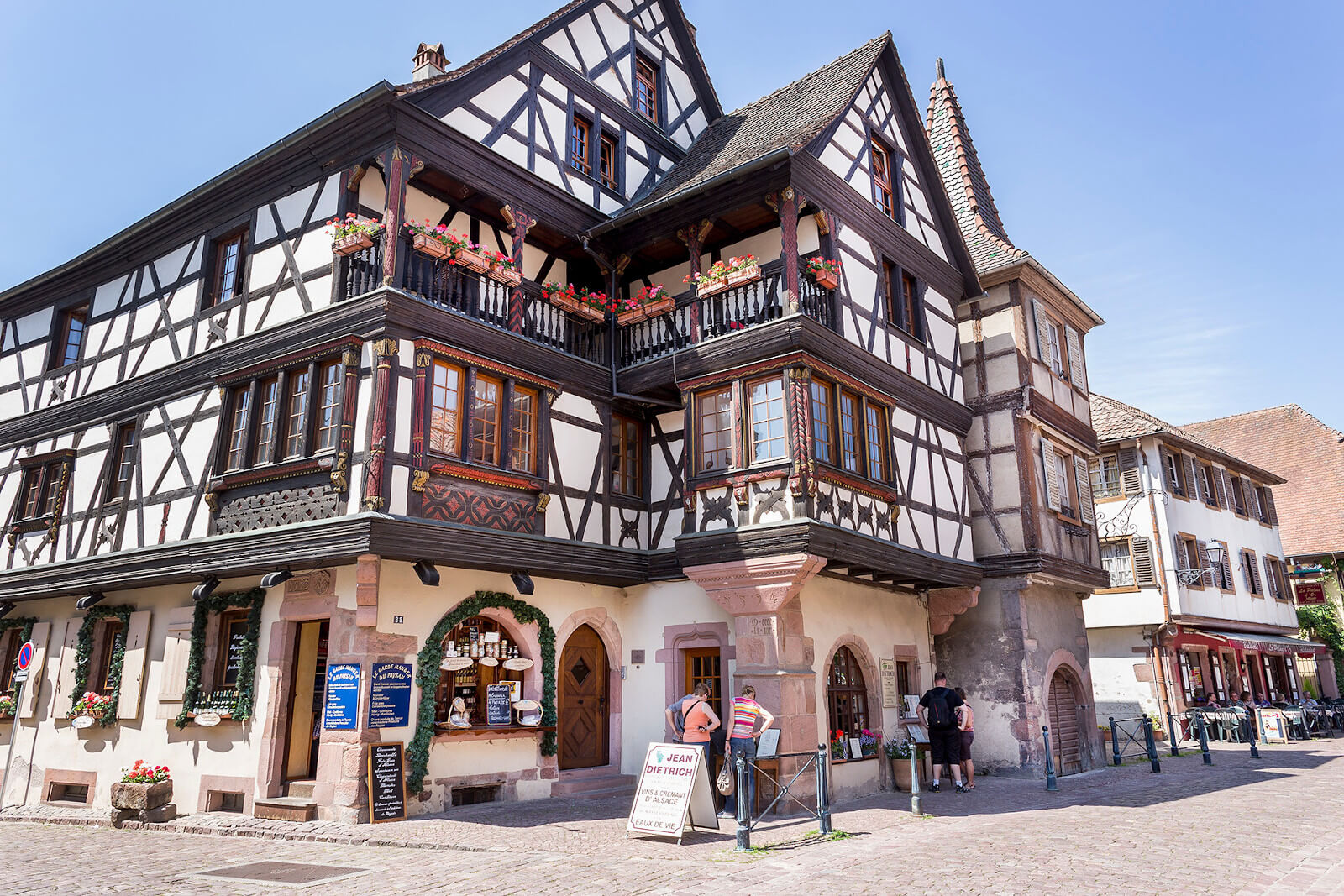 H tel de ville de kaysersberg kaysersberg vignoble for Hotels kaysersberg