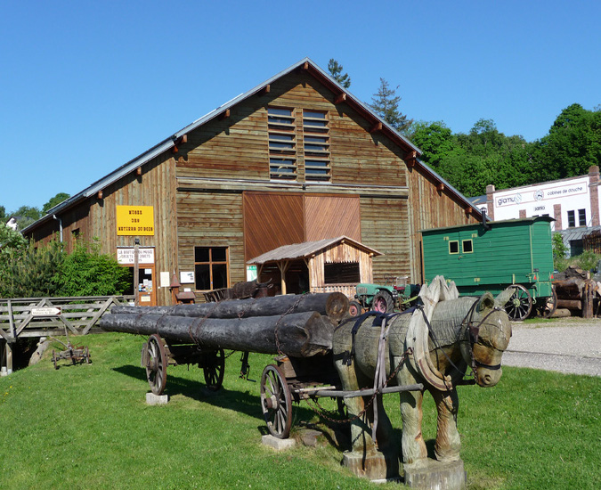 Visite en famille du musée du bois  Labaroche ~ Famille Du Bois