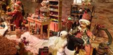 Christmas exhibition - Automatons in the Land of Stars