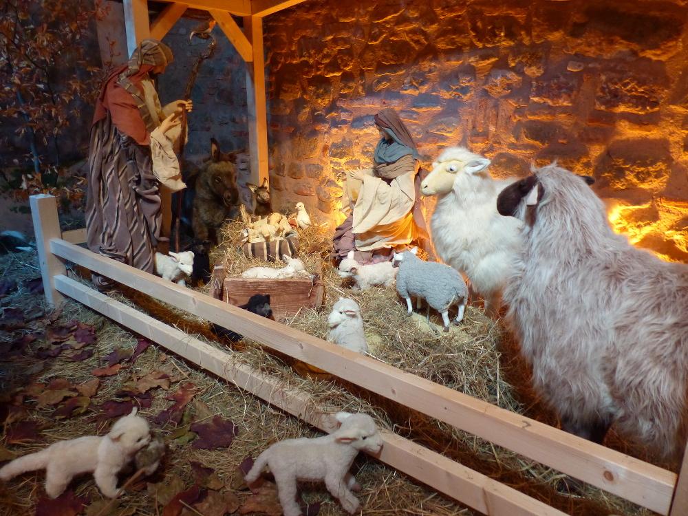 Exposition - Crèches et sapins de Noël d'ici et d'ailleurs