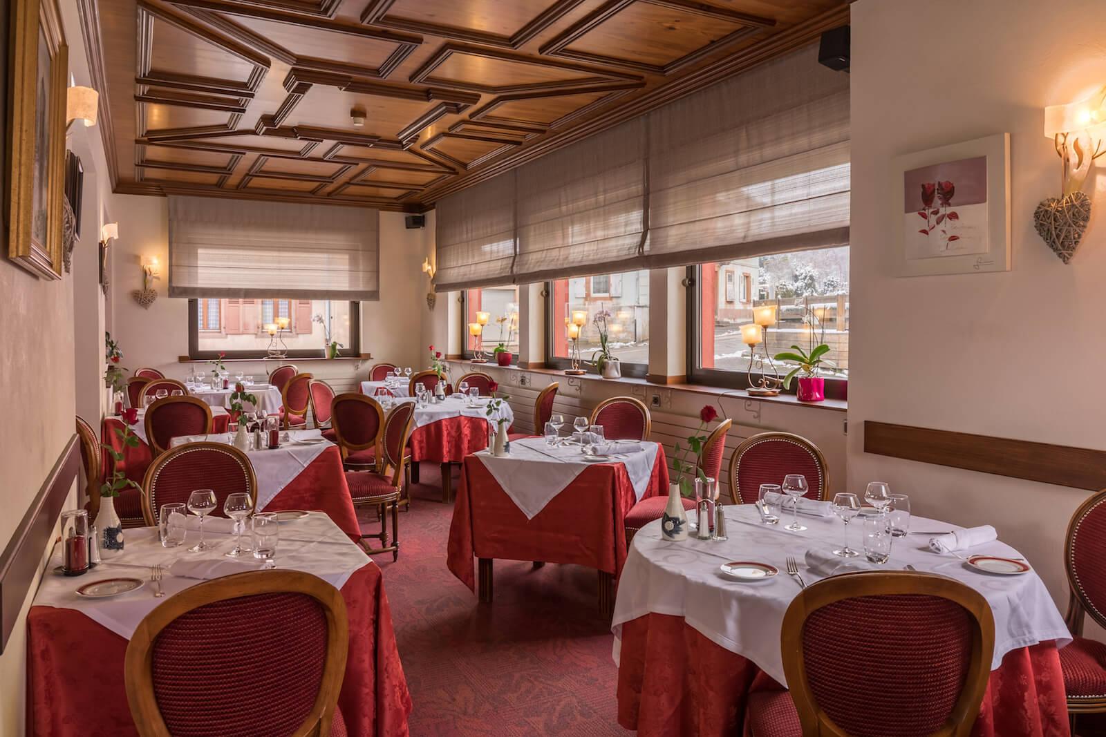 Restaurant au Bois le sire