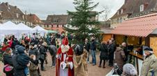 Besuch von St Nikolaus