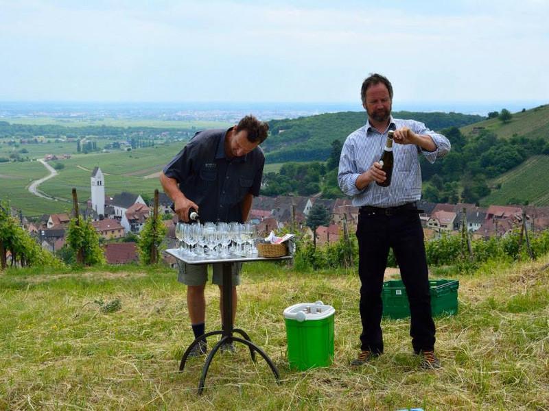 Portes ouvertes au vignoble Klur Clément