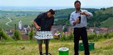 Tag der offnen Tür beim Weingut Klur Clément