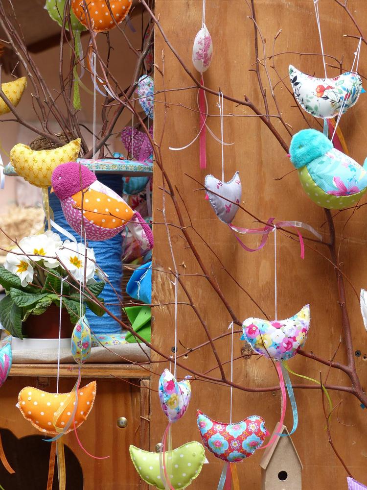 Marché et préludes de Pâques