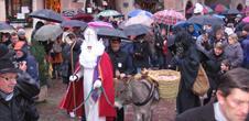 Saint Nicholas' visit