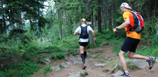 Pays Welche Trail run