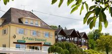 Hôtel-restaurant Le Palais Gourmand