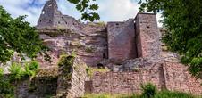Journée des châteaux forts d'Alsace au Fleckenstein