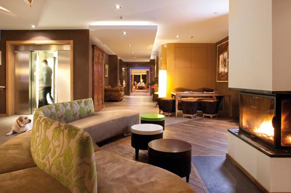 Spa Hôtel Au Lion d'Or