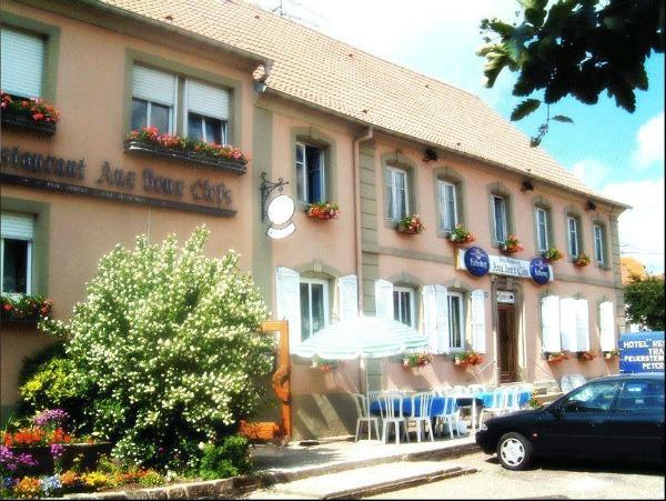 H tel restaurant aux deux clefs petersbach 67290 for Hotel recherche