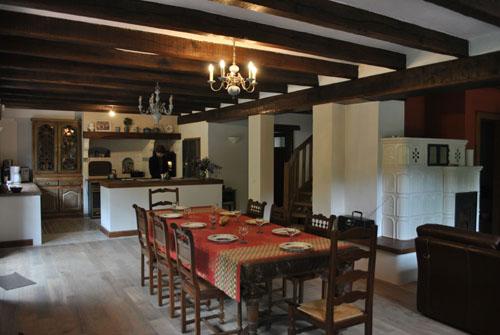 Ferienwohnung Saint Moulin de La Petite Pierre