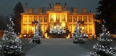 Christmas market at Château Hochberg