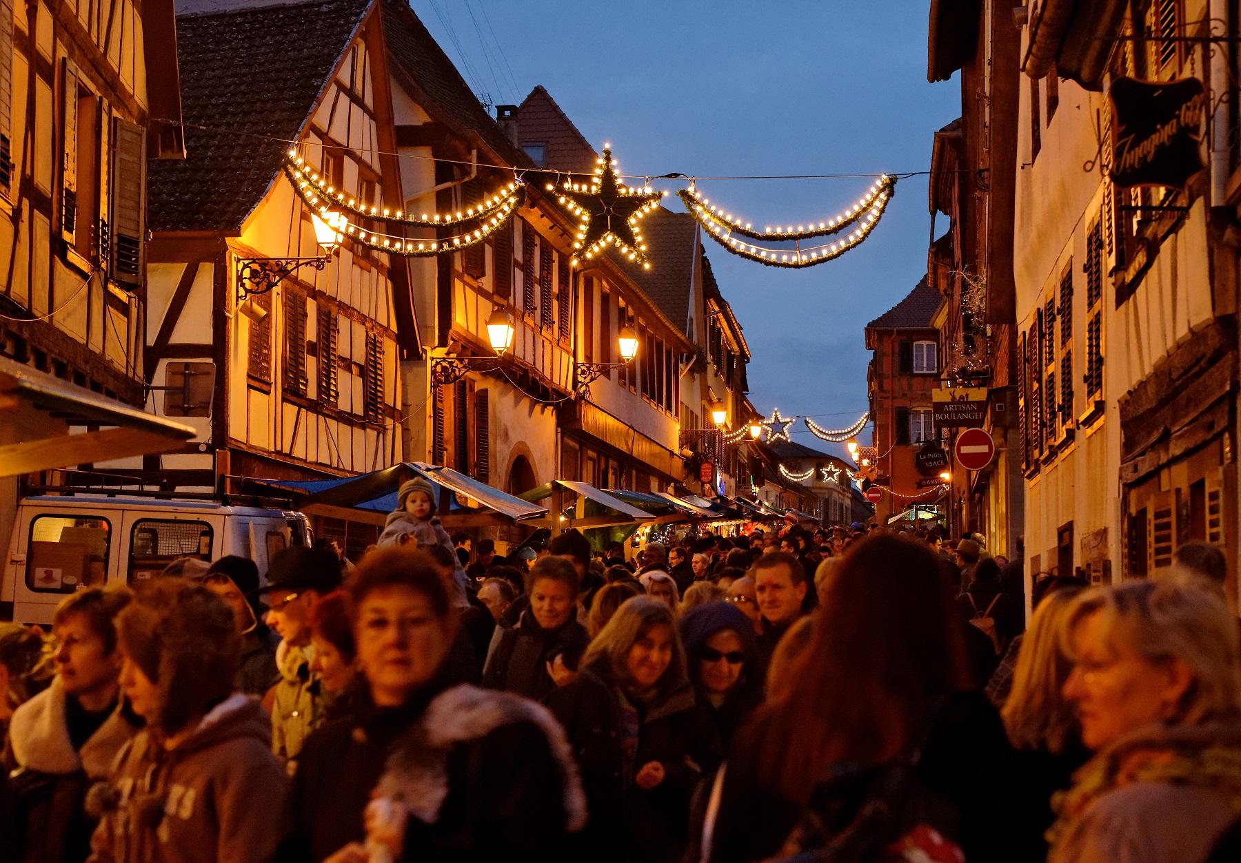 Marché de Noël de Bouxwiller
