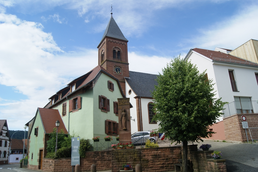 Visite guidée du Site d'Interprétation du Refuge Fortifié - Dossenheim sur Zinsel