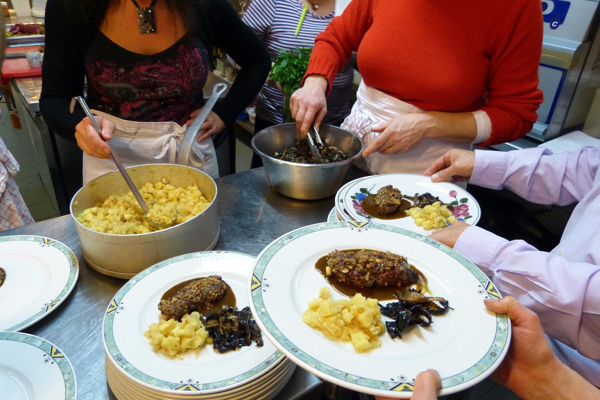 Atelier Cuisine de Noël