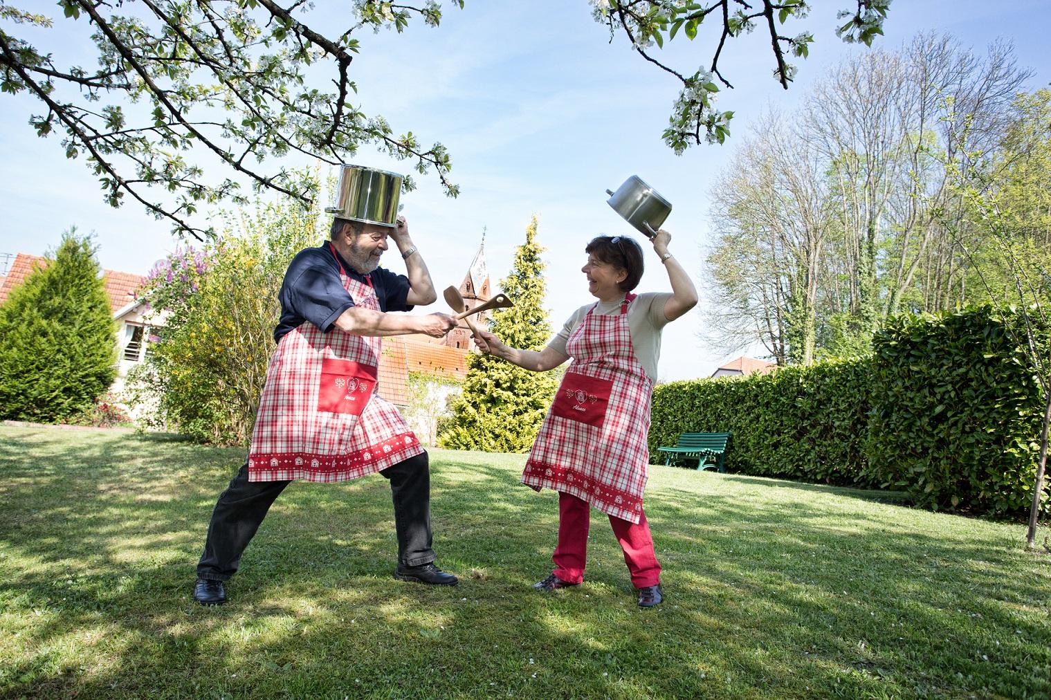Amusez-vous ! Expériences ludiques en famille à Hanau-La Petite Pierre
